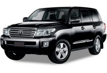 аренда Toyota Land Cruiser 200 с водителем в санкт-петербурге